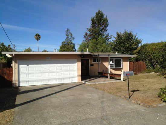 821 Estancia Way, San Rafael, CA 94903
