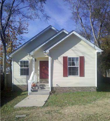 1208 Joseph Ave, Nashville, TN 37207