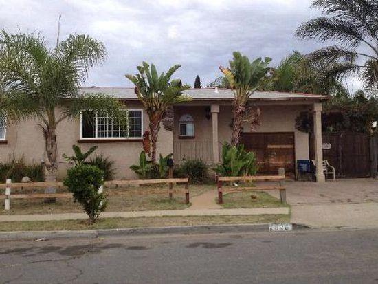2305 Calle Serena, San Diego, CA 92139