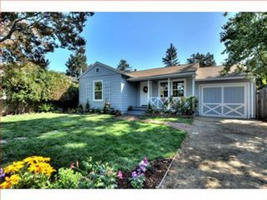 720 San Benito Ave, Menlo Park, CA 94025