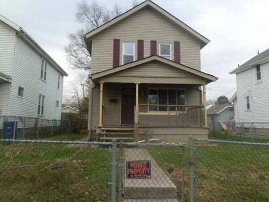 293 N Harris Ave, Columbus, OH 43204