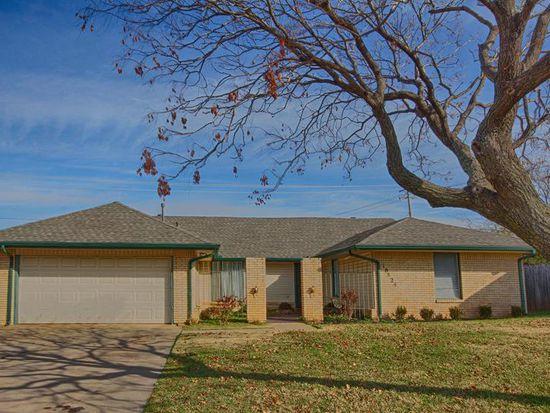10824 Bayberry Dr, Oklahoma City, OK 73162