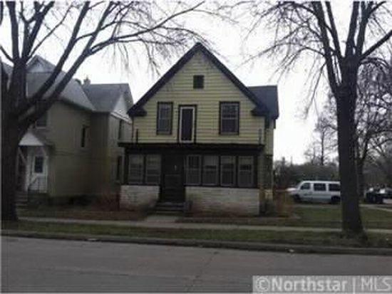 1002 18 1/2 Ave NE, Minneapolis, MN 55418