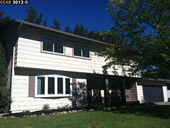 19 Park Terrace Ct, Walnut Creek, CA 94597