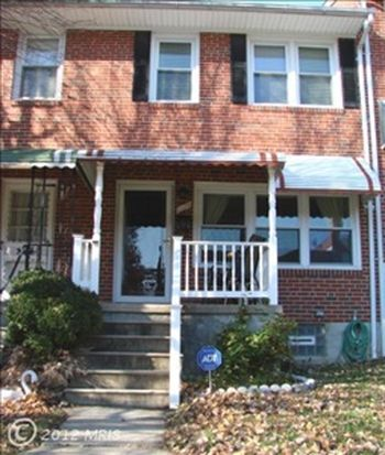 1128 W 43rd St, Baltimore, MD 21211