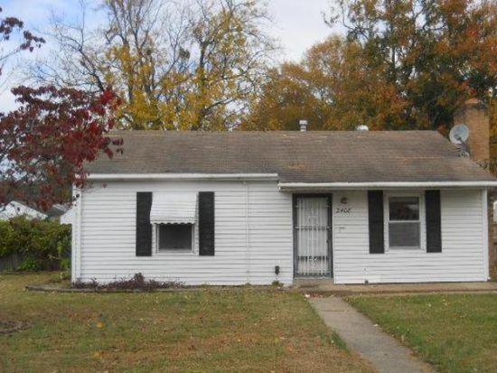 2408 Sunset Dr, Chesapeake, VA 23323