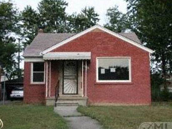 9553 Warwick St, Detroit, MI 48228