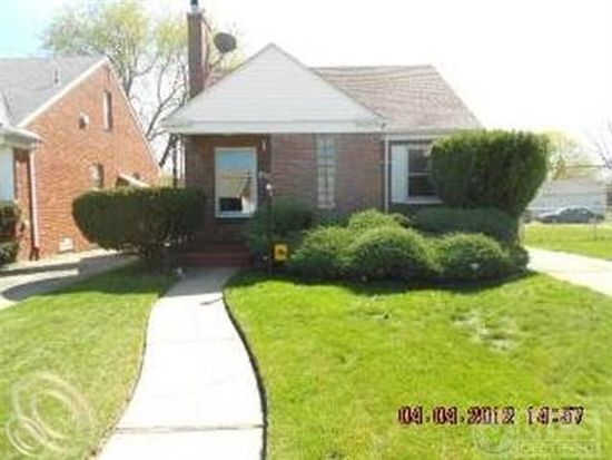 14012 Eastburn St, Detroit, MI 48205