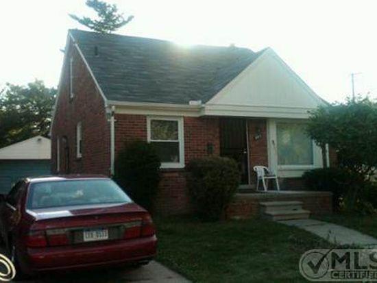 3883 Cadieux Rd, Detroit, MI 48224