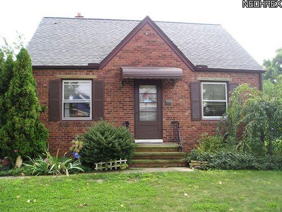 19808 Arrowhead Ave, Cleveland, OH 44119
