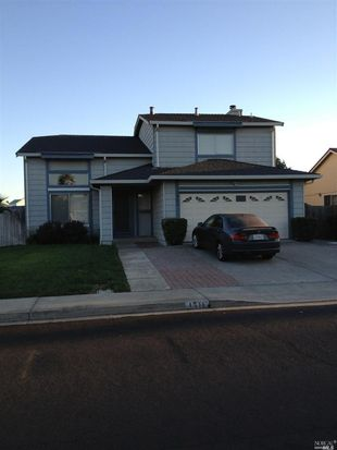 1311 Kimberly Ct, Suisun City, CA 94585