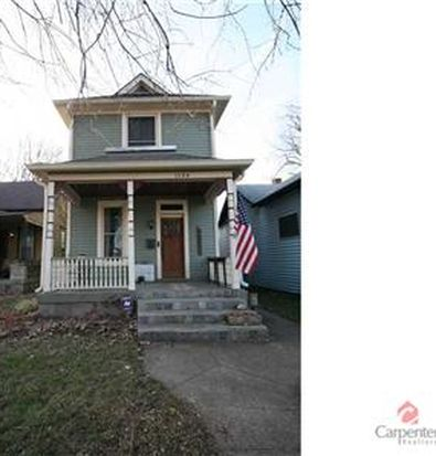 1134 Linden St, Indianapolis, IN 46203