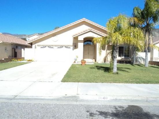 1040 Sunbrook Dr, San Bernardino, CA 92407