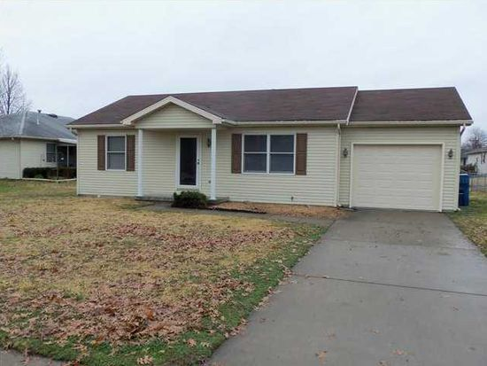 7402 Pendleton Ave, Evansville, IN 47715