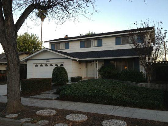 5852 Indian Ave, San Jose, CA 95123