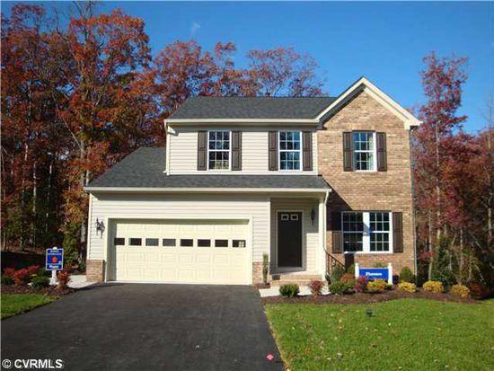 1252 N James Estates Dr, Henrico, VA 23231