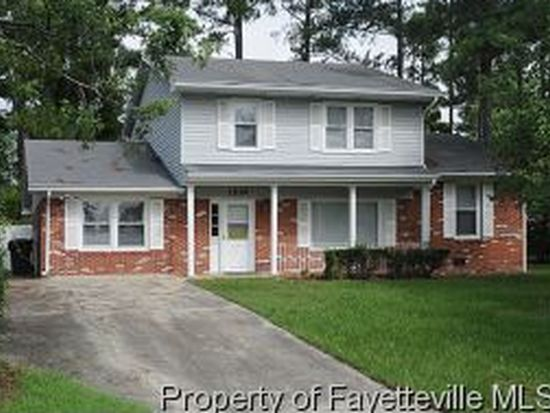 1519 Trevino Dr, Fayetteville, NC 28303