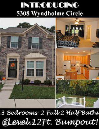 5308 Wyndholme Cir # 77, Baltimore, MD 21229