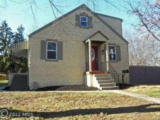 6316 Elinore Ave, Baltimore, MD 21206
