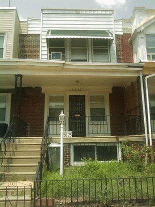 5623 Ridgewood St, Philadelphia, PA 19143