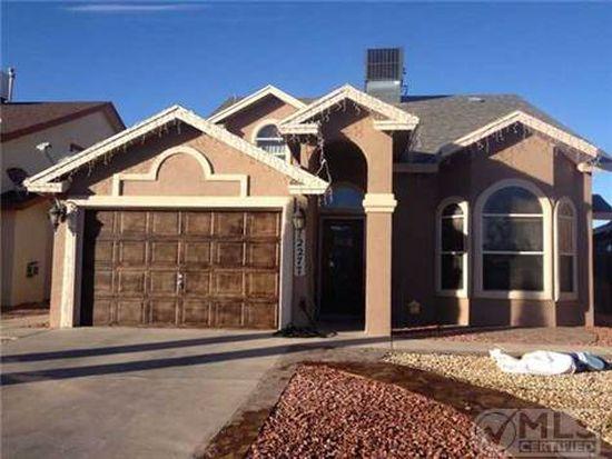 12277 Tierra Ruby Dr, El Paso, TX 79938