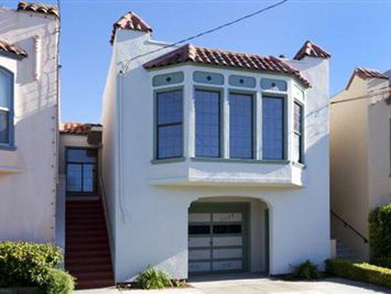 2554 16th Ave, San Francisco, CA 94116