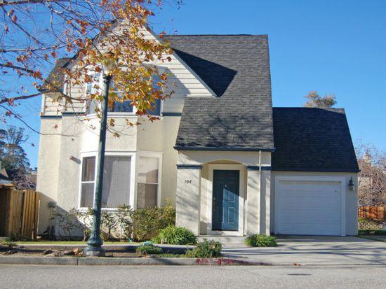104 Robinson Ln, Santa Cruz, CA 95060