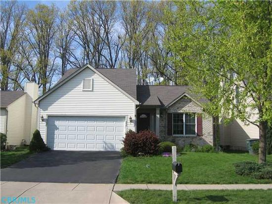 356 Amber Wood Way, Lewis Center, OH 43035
