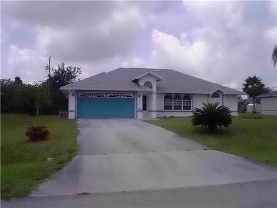 632 SW Stillman Ave, Port Saint Lucie, FL 34953
