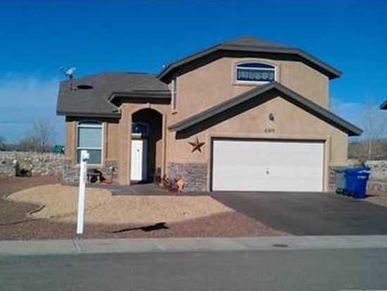 6309 Rudy Vidovic, El Paso, TX 79932