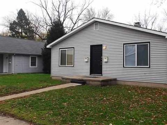 2117 Cleveland Ave, Terre Haute, IN 47807