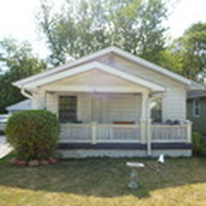 2126 N Dequincy St, Indianapolis, IN 46218