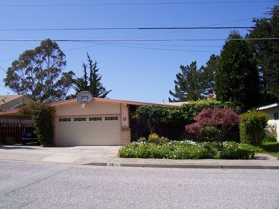 12 Alcala Ct, Pacifica, CA 94044