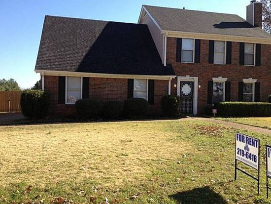 4956 Arbor Lake Dr, Memphis, TN 38141