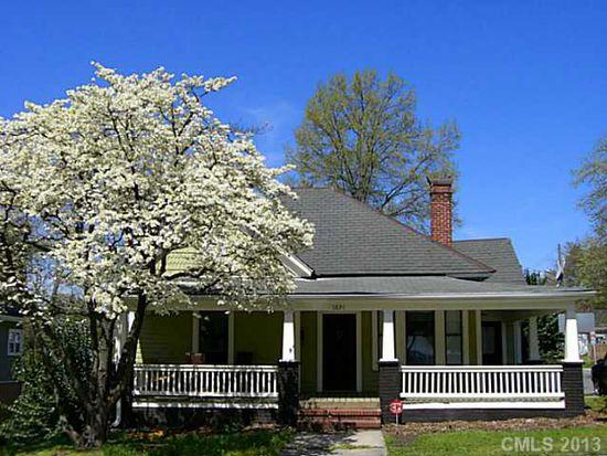 1621 Harrill St, Charlotte, NC 28205