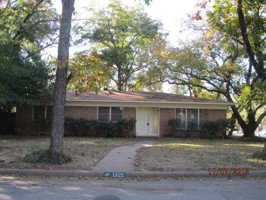1522 Southwood Blvd, Arlington, TX 76013