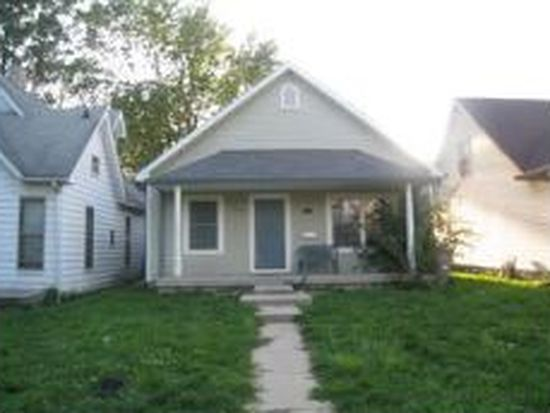 766 N Tremont St, Indianapolis, IN 46222