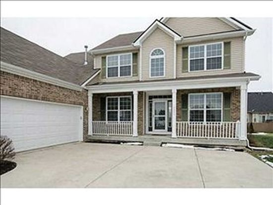 8801 N Commonview Dr, Mc Cordsville, IN 46055