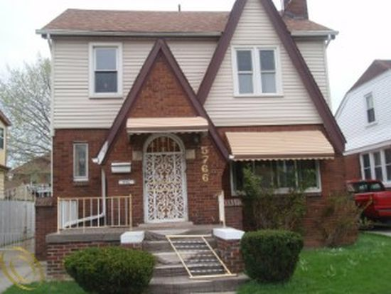 5766 Balfour Rd, Detroit, MI 48224