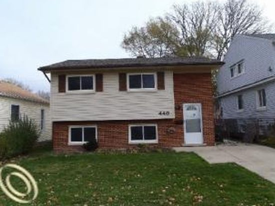4409 Campbell St, Dearborn Heights, MI 48125