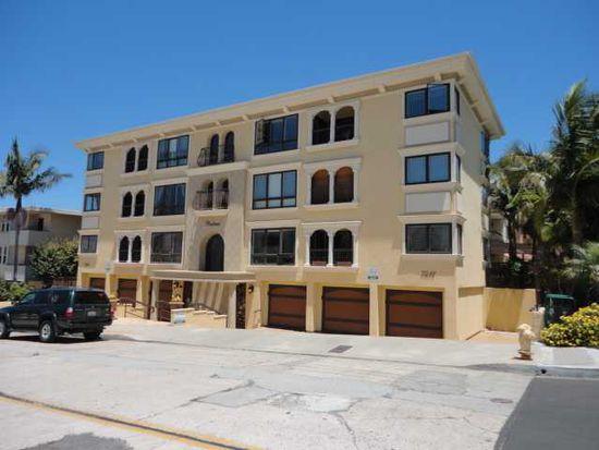 7411 Herschel Ave APT 3F, La Jolla, CA 92037