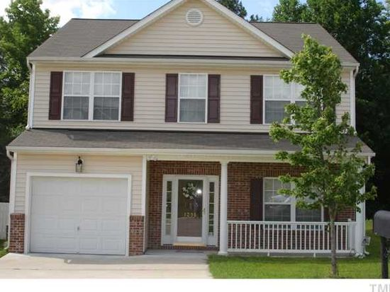 1236 Sweetgrass St, Knightdale, NC 27545