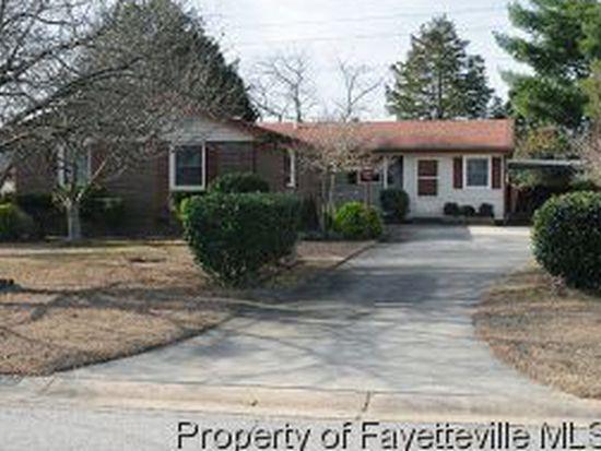 5121 Flat Rock Dr, Fayetteville, NC 28311