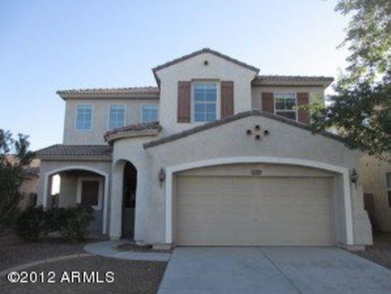 17429 N Costa Brava Ave, Maricopa, AZ 85139