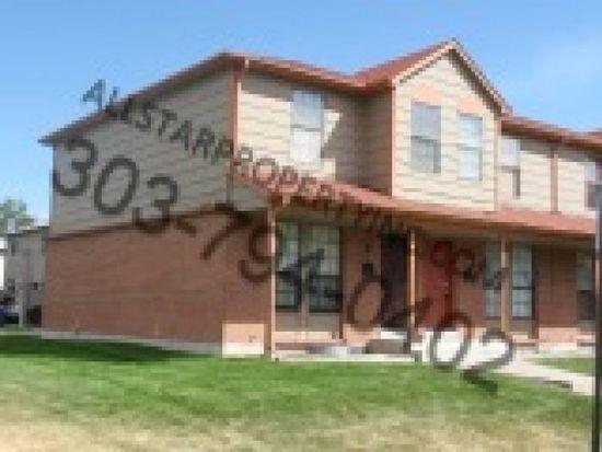 3936 W Walsh Pl, Denver, CO 80219