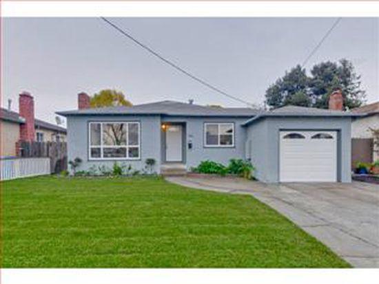 708 Charter St, Redwood City, CA 94063