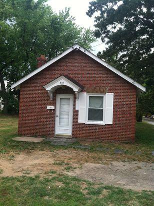 501 Holly Spring Ave, Richmond, VA 23224
