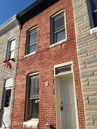 1724 Clarkson St, Baltimore, MD 21230