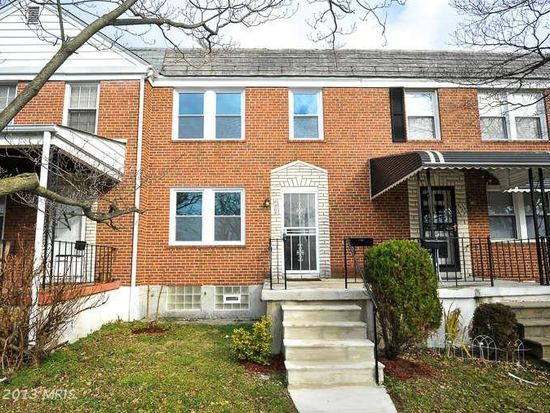 4420 Shamrock Ave, Baltimore, MD 21206