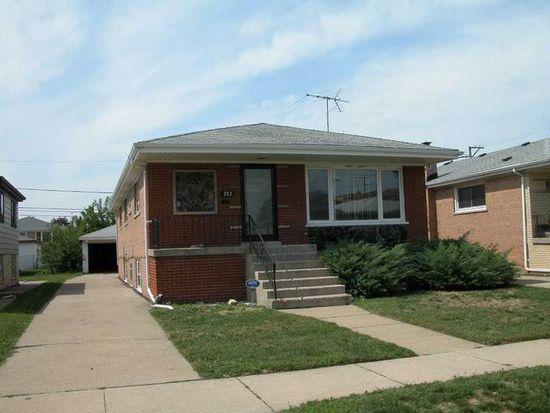 282 Calhoun Ave, Calumet City, IL 60409